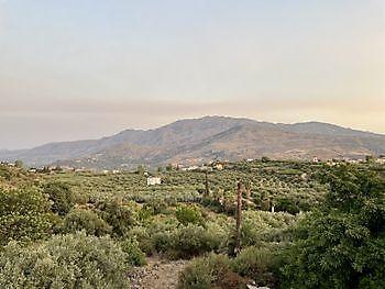 Uitzicht vanaf appartement Crete Joy Crete Joy Georgioupolis